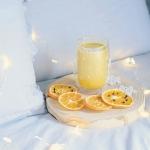 pomarancza + banan + plat...