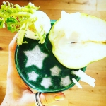biala rzepa + gruszka + s...