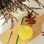 mango + cytryna + miód