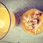 mango + banan + miód