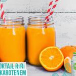 pomarańcza + woda...