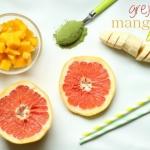 grejpfrut + mango +...