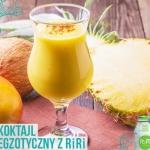 mango + ananas + limonka ...