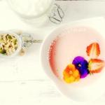 komosa ryżowa + banan +...