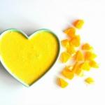 pomarancza + banan + olej...