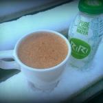 woda kokosowa + kakao +...