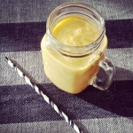 mango + pomarancza + olej...