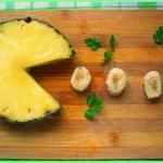 ananas + banan +...