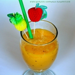 woda kokosowa + mango + k...