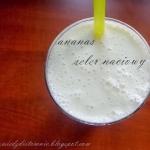 ananas + seler naciowy +...