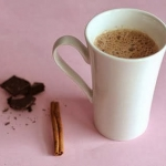 mleko sojowe + czekolada...