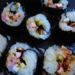 Sushi domowe- krok po kro...