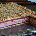 Ciasto przekładane bez...