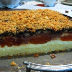 Ciasto Brzoskwiniowa Kole...