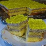 Ciasto z kremem...