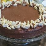 Tort czekoladowy Laur