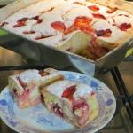 Ciasto Puchowiec z truska...