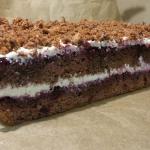 Ciasto Rumowe Cassis