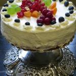 Tort Owocowa Wyspa