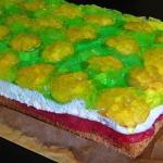 Ciasto Owocowe Trio