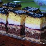 Ciasto Orzechowo-Kokosowe