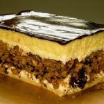 Ciasto Orzechowo-...