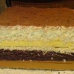 Ciasto Magda