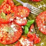 Pieczone pomidory z...