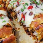 Pizza meksykańska na...