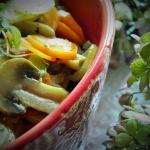 Duszone warzywa (do...