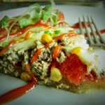 Pizza z tuńczykiem,...