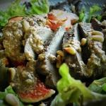 Salatka z watrobka indycz...