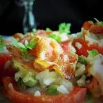 Pieczone pomidory...
