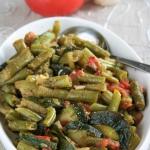 Jarzynka do obiadu: zielo...