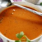 Zupa krem z pomidorow z s...