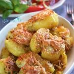 Ziemniaki pieczone z...