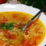 Szybka zupa domowa...