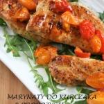 Marynaty do kurczaka  -...