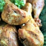 Kurczak z curry i imbirem...