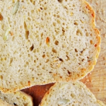 Chleb zytni na drozdzach ...