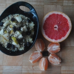 842. Quinoa z gruszka, sl...