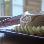 657.  Migdałowy pudding...