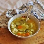Prosta FIT zupa jarzynowa...