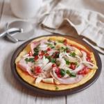FIT pizza z patelni