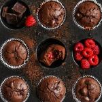 Babeczki czekoladowe z...