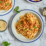 Spaghetti bolońskie z...