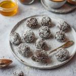 Trufle z mąki kokosowej