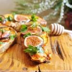 Pieczone bataty z serem...