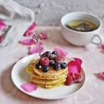 Pancakes z maka z tapioki...