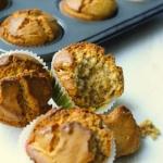 Muffiny z maslem orzechow...